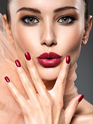 Nail bar and Make up